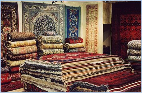 Do you know that the rugs were used over 5000 years ago?